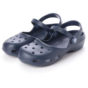 クロックス crocs 202494 カリン クロッグ (ネイビー)