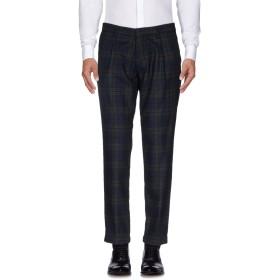 《期間限定セール開催中!》YAN SIMMON メンズ パンツ 鉛色 48 ウール 60% / ポリエステル 35% / ナイロン 5%