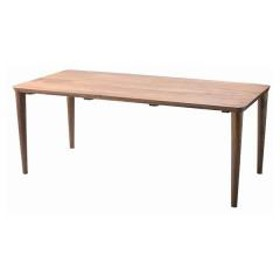 ダイニングテーブル 食卓 無垢材 オイル仕上げ 幅180cm