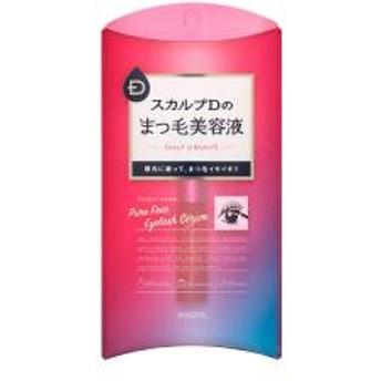 [まつ毛美容液]スカルプD ボーテ ピュアフリーアイラッシュセラム 6ml まつげ美容液 アンファー スカルプD まつげ 日本製 6年連続NO.1