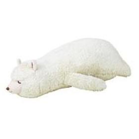 抱き枕 ぬいぐるみ フラッフィーアニマルズ 寝そべり抱きまくらM フーリー