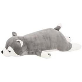 抱き枕 ぬいぐるみ 犬 プレミアムねむねむアニマルズ ミント Lサイズ