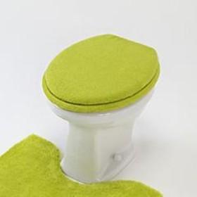 トイレフタカバー カラーショップ 兼用タイプ グリーン