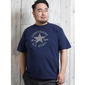 [マルイ]【セール】コンバース/CONVERSE クロス刺繍半袖Tシャツ/グランバック(GRAND-BACK)