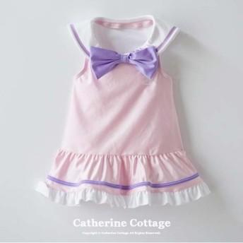 [マルイ]【セール】子供用スイムウェア かわいいプリンセス風水着/キャサリンコテージ(Catherine Cottage)
