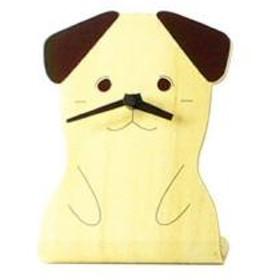置き時計 ヤマト工芸 yamato ANIMAL CLOCK イヌ 【5%OFFクーポン利用可能】【コード:C2Y8WET】
