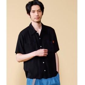 [マルイ]【セール】ユニバーサルオーバーオールオープンカラーシャツ/モルガンオム(MORGAN HOMME)