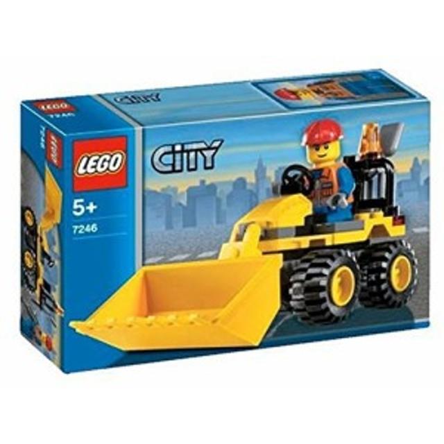 レゴLEGO City Mini-Digger (7246)