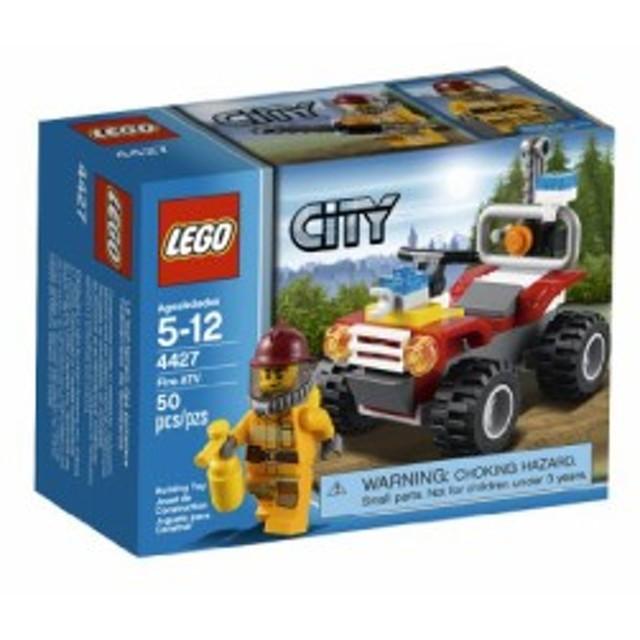 レゴLEGO City Fire ATV 4427