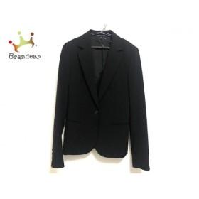 セオリー theory ジャケット サイズX0 XL レディース 美品 黒   スペシャル特価 20190829