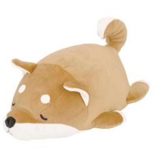 10%OFFクーポン対象商品 クッション 動物 ボルスター マシュマロアニマル 犬 コタロウ クーポンコード:KZUZN2T