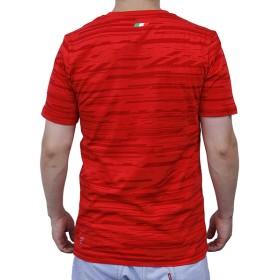 Tシャツ - BIRIGO プーマ メンズ モータースポーツ 半袖 Tシャツ PUMA 762136 SF グラフィック AOP Tシャツ フェラーリFerrari