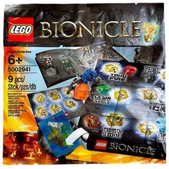 レゴLEGO Bionicle Hero Pack 5002941
