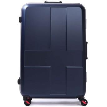 ギャレリア イノベーター スーツケース innovator キャリーケース 旅行 INV68(90L 7~10泊程度 Lサイズ) メンズ ブルー F 【GALLERIA】