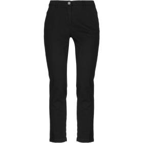 《セール開催中》SHAFT レディース パンツ ブラック 29 コットン 98% / ポリウレタン 2%