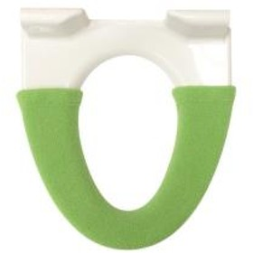 便座カバー ルプラン 洗浄暖房便座用 グリーン 【5%OFFクーポン利用可能】【コード:CP34TSW】