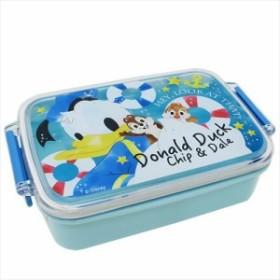 ドナルド&チップ&デール お弁当箱 食洗機対応角型タイトランチボックス 2018SS ディズニー キャラクター グッズ