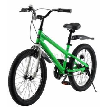 BMX Green Sturdy Steel Frame BMXフリースタイルボーイズ&ガールズバイク20インチホイール  Gre