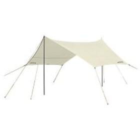 テント タープ 4~6人用 UVカット キャリーバッグ付 ヘキサゴンタープUV