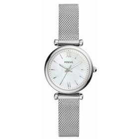 cab10be612 【当店1年保証】フォッシルFossil ES4432 Ladies Carlie Watch