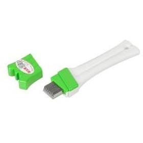 15%OFFクーポン対象商品 ネギカッター 安全キャップ付 便利小物 クーポンコード:CKJNNWW