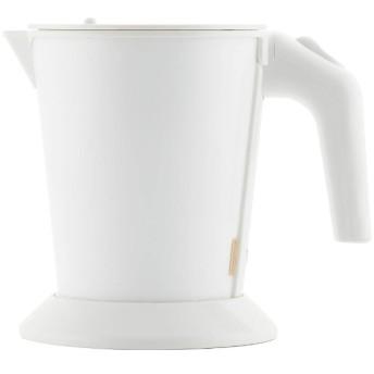 電気ケトル electric kettle AT-TP11(W) ホワイト [0.45L]