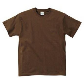 5.6オンス ハイクオリティーTシャツ(キッズ) カラー [カラー:ダークブラウン] [サイズ:120] #5001-02C-52スポーツ・アウトドア