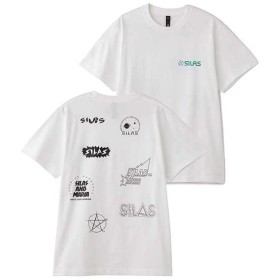 [マルイ] SS TEE BACK ALL OVER LOGO/サイラス(SILAS)