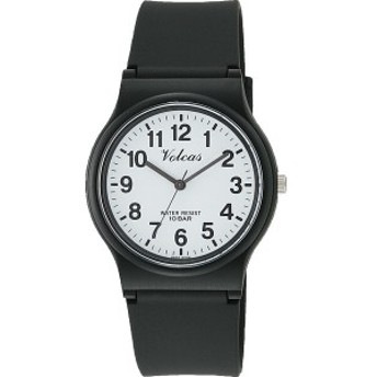 4966006069211 フォルカス メンズ腕時計 ホワイト (包装・のし可)