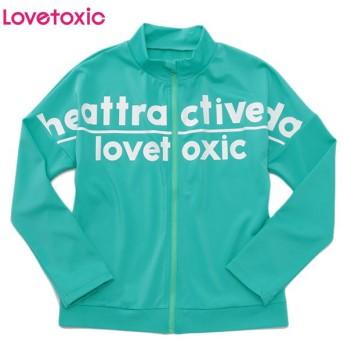 Lovetoxic ラブトキシック ドルマンラッシュガード ウスミドリ 女児服飾 ガールズラッシュガード 海水小物 N119-971
