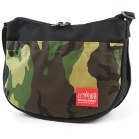マンハッタンポーテージ(Manhattan Portage) Columbus Circle Shoulder Bag コロンバスサークル ショルダーバッグ W.camo/Black MP6053 メンズ レディース