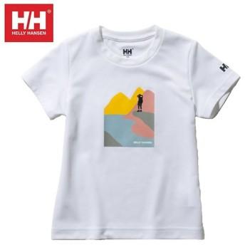 ヘリーハンセン HELLY HANSEN Tシャツ 半袖 メンズ ショートスリーブトロルトゥンガティー HOE61901 W