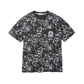 AIRWALK(エアウォーク) 総柄プリント半袖Tシャツ 大きいサイズメンズ Tシャツ・カットソー