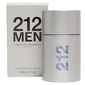 キャロライナヘレラ CAROLINA HERRERA 212 フォーメン (箱なし) (B級品) EDT・SP 50ml 香水 フレグランス 212 MEN
