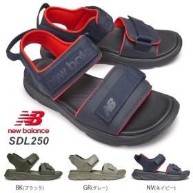 New Balance ニューバランス スポーツサンダル SDL250