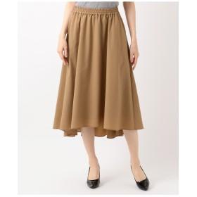 自由区 【WEB限定】STRETCH POPLIN スカート その他 スカート,キャメル系