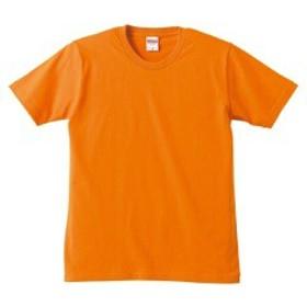 5.0オンス レギュラーフィットTシャツ(アダルト) カラー [カラー:オレンジ] [サイズ:M] #5401-01C-64スポーツ・アウトドア