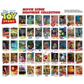 【送料無料】「ディズニー」トイ・ストーリー ムービーシーンスナップマイドコレクション(192個入)