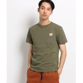 (Dessin/デッサン)【洗える】Riding High 別注Tシャツ/メンズ オリーブグリーン(026) 送料無料