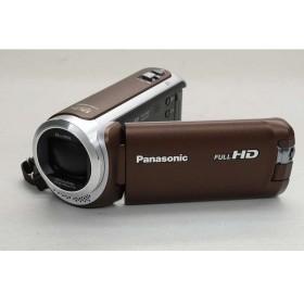 [中古] Panasonic デジタルハイビジョンビデオカメラ HC-W590M-T ブラウン