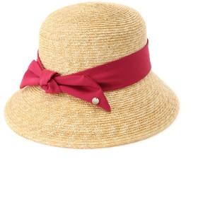 Chapeau d' O Chapeau d' O(シャポードオー) Straw Braid Cloche ハット,PINK