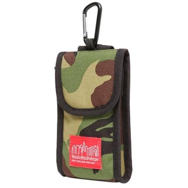 マンハッタンポーテージ(Manhattan Portage) アクセサリーケース Accessory Case W.Camo MP1025L ポーチ 小物入れ 携帯入れ ミニケース 通勤通学