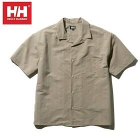 ヘリーハンセン HELLY HANSEN 半袖シャツ メンズ フークシャツ HH41911 WR