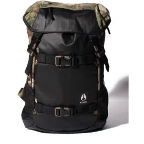 (IMPORT SELECTION/インポートセレクション)【NIXON】Small Landlock Backpack II/ユニセックス Multicam