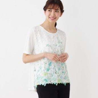[マルイ]【セール】刺繍デザインプルオーバー/シューラルー(レディス)(SHOOLARUE Ladies)