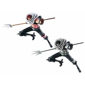 ワンピース BANPRESTO WORLD FIGURE COLOSSEUM 造形王頂上決戦2 vol.5 シャーロット・カタクリ フィギュア 全2種