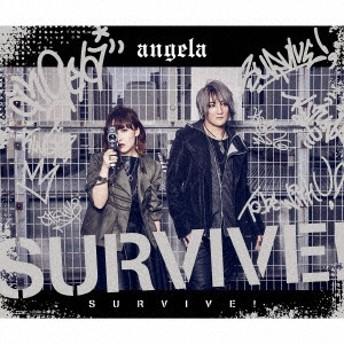 angela/ SURVIVE! 期間限定盤