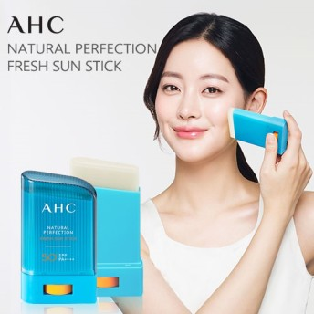 AHC Natural Perfection Fresh Sun Stick 22g AHC ナチュラルパーフェクションフレッシュサンスティック 22g
