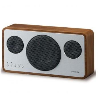 オラソニック IA-BT7-WN(ウォルナット) 高音質Bluetoothスピーカー