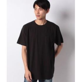 (MARUKAWA/マルカワ)【EDWIN】 大きいサイズ メンズ エドウィン ポケット 付き 半袖 Tシャツ ブランド/メンズ ブラック